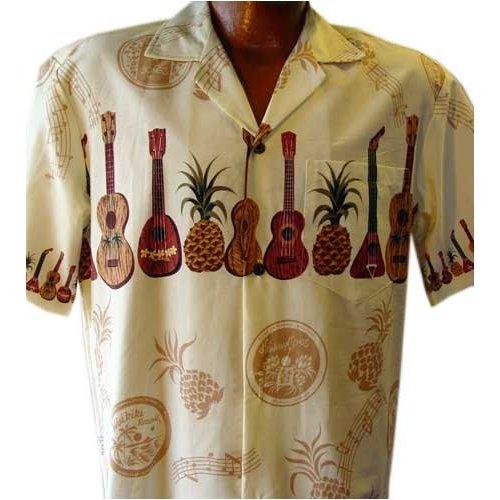 Poplin Shirt Men