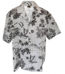 MAP (Blend) Aloha Shirt