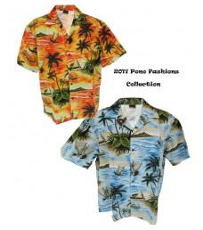 HALE  (Blend) Aloha Shirt
