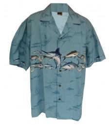 Marlin Aloha Shirt