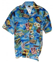 Music Aloha Shirt